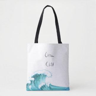 Ozean-Kind Tasche