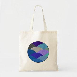 Ozean-Kreis-Tasche Tragetasche