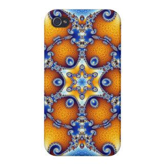 Ozean-Leben-Mandala Schutzhülle Fürs iPhone 4