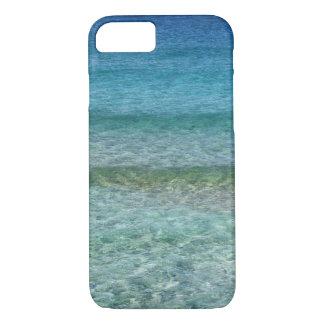 Ozean-Meer bewegt abstraktes, Apple iPhone 7 Fall iPhone 8/7 Hülle