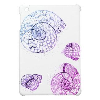 Ozean-Muscheln Ipad Minifall iPad Mini Hülle