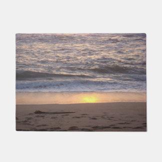 Ozean-Sonnenuntergang Türmatte