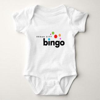 Ozean-Stadt-Bingo Onsie T-Shirts