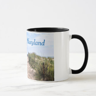 Ozean-Stadt-Maryland-Tasse Tasse