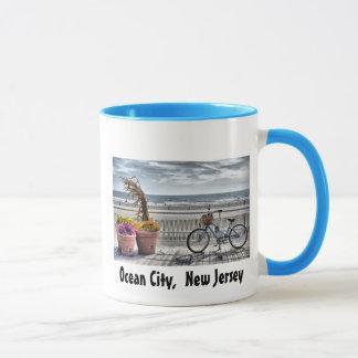 Ozean-Stadt, New-Jersey Tasse