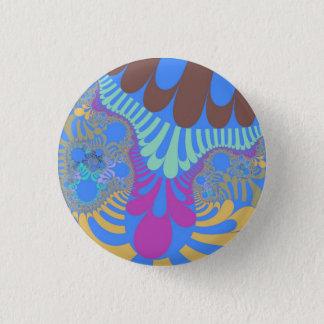 Ozean-Strand-Mod-kleiner runder Knopf Runder Button 2,5 Cm
