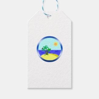 Ozean und Sonnenlicht Geschenkanhänger