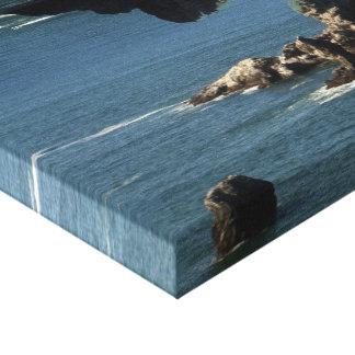 Ozean-Verpackung Leinwanddruck