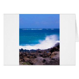 Ozean von Lanzarote Karte