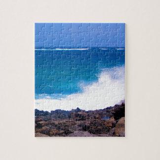 Ozean von Lanzarote Puzzle