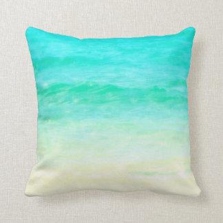 Ozean-Wasser-Aqua-Kissen Kissen