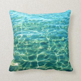 Ozean-Wasser-Licht-Reflexions-Kissen Kissen