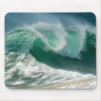 Ozean-Welle Mousepad