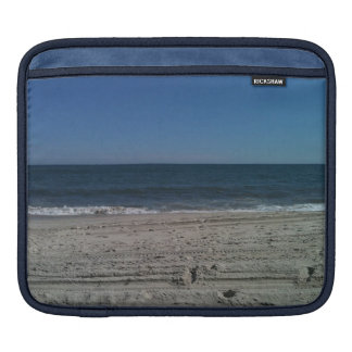 Ozean-Wellen auf Strand-Foto iPad Fall iPad Sleeve