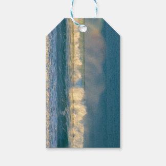 Ozean-Wellen-Spray Geschenkanhänger