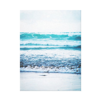 Ozean-Wellenversion 3 Fotografie-Leinwanddruck Leinwanddruck