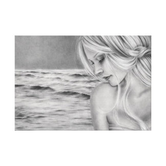 Ozeanischer Träumer-Leinwand-Druck Leinwand Drucke