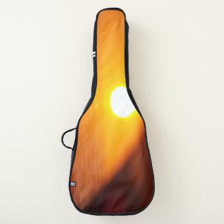 Ozeanlebensonneaufstiegs-Gitarrenkasten Gitarrentasche