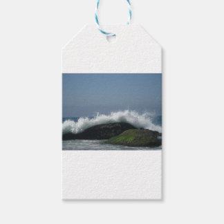 Ozeanwellen Geschenkanhänger