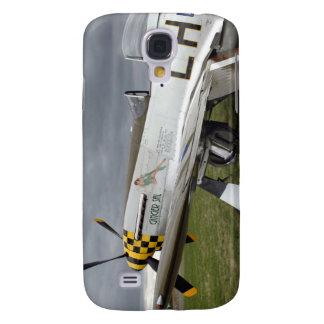 "P51 Mustang ""Ingwer-Salz"" X Galaxy S4 Hülle"