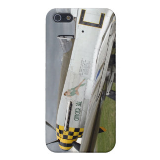 "P51 Mustang ""Ingwer-Salz"" X iPhone 5 Case"