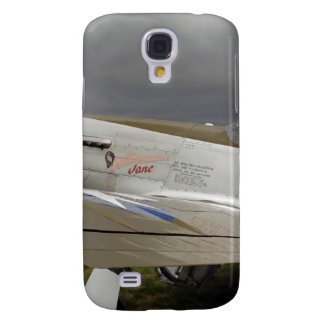 "P51 Mustang ""Jane"" X Galaxy S4 Hülle"