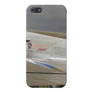 "P51 Mustang ""Jane"" X iPhone 5 Etui"
