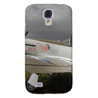 "P51 Mustang ""kleiner Teufel"" X Galaxy S4 Hülle"
