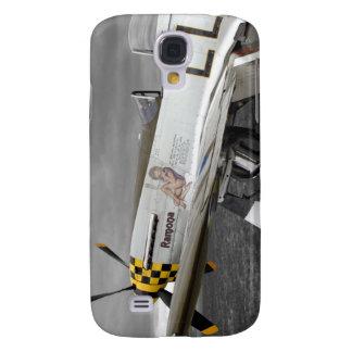 "P51 Mustang ""Ramona"" X Galaxy S4 Hülle"