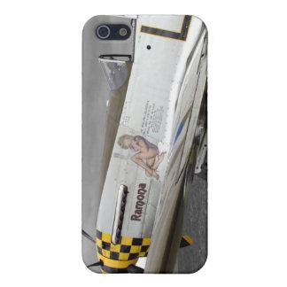 "P51 Mustang ""Ramona"" X Schutzhülle Fürs iPhone 5"