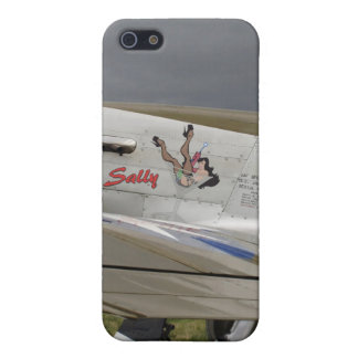 "P51 Mustang ""Sally"" X Etui Fürs iPhone 5"