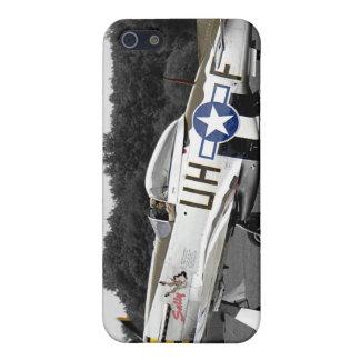 "P51 Mustang ""Sally"" X Retro iPhone 5 Hüllen"