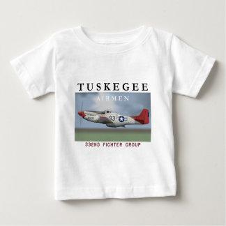 P51D 332. Kämpfer-Gruppe Baby T-shirt