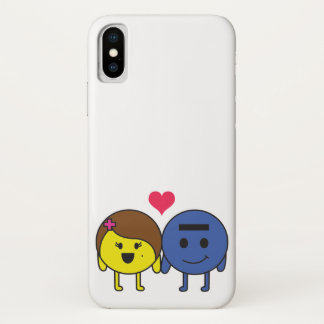 P and Und love phone covers