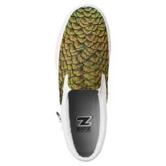 p-Federn Slip-On Sneaker