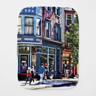 PA Jim-Thorpe - Fenster-Einkaufen Spucktuch