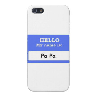 PA-PA iPhone 5 SCHUTZHÜLLE