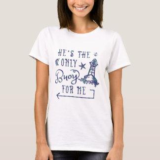 Paar-Ehefrau-Ehemann-niedliche zusammenpassende T-Shirt