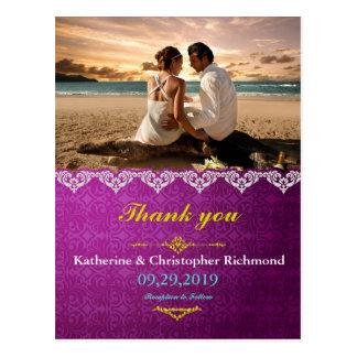 Paar-Strand-Liebe-Beziehungen Postkarte