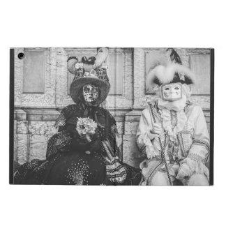 Paare der Karnevalsmasken in Venedig