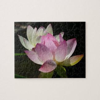 Paare Lotos-Blumen II Puzzle
