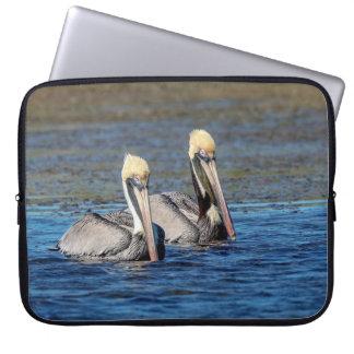 Paare Pelikane Laptop Sleeve