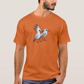 Paare von Kagu T-Shirt
