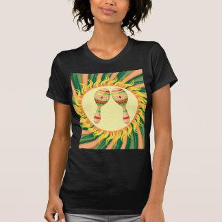 Paare von Maracas T-Shirt