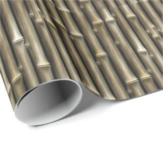 Packpapier des Bambus-1 Geschenkpapierrolle
