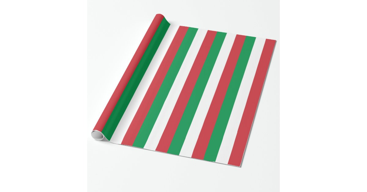 packpapier mit flagge von italien geschenkpapier zazzle. Black Bedroom Furniture Sets. Home Design Ideas