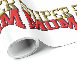 "Packpapier - ""Supermamma """