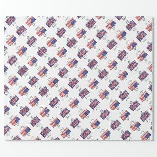 Packpapier US Großbritannien