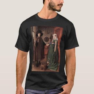 Packwagen Jan.s van Eyck am 1. Januar van Eyck T-Shirt