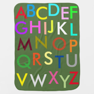 Pädagogische Decke ABC/123